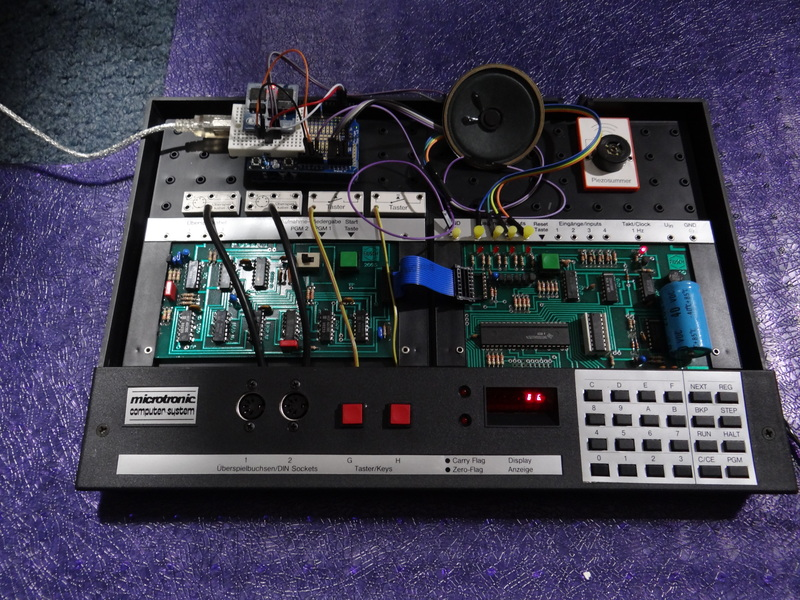 Microtronic Speech Synthesizer 1