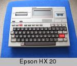 Epson HX 20