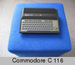 Commodore C 116