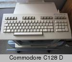Commodore C128 D