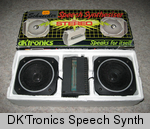 DK'Tronics Speech Synth