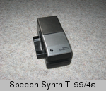Speech Synth TI 99/4a